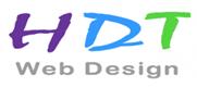 HDT Web Design & SEO Cape Town Logo